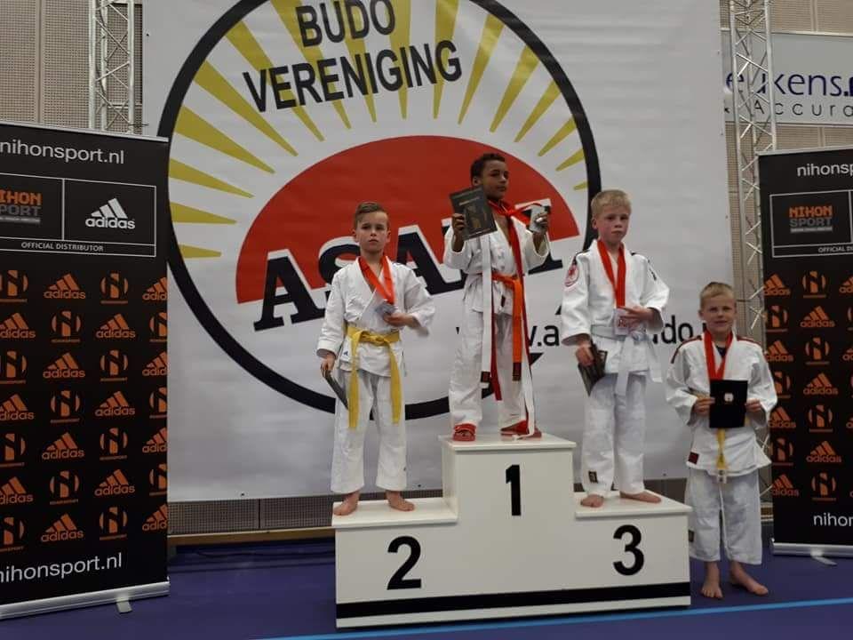 Max 3e Assen podium