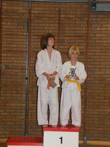 judo 65. Stijlprijs Rutger - Ellis