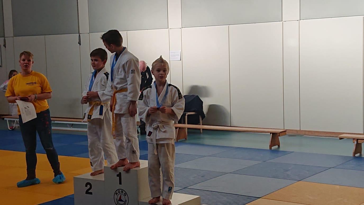 Timo 3e in Veenhuizen